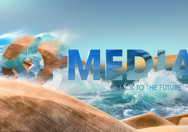 Cover photo of 808 MEDIA which is a marketing agency in namibia