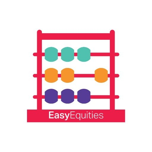 Official logo of the EasyEquities platform